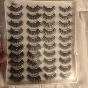 Long lashes Variety pack long wispy